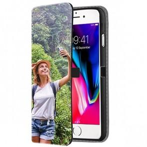 iPhone 8 - Wallet Case Selbst Gestalten (Vorne Bedruckt)