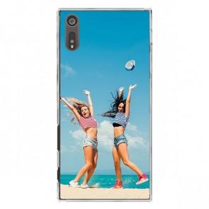 Sony Xperia XZ - Hard Case Handyhülle Selbst Gestalten