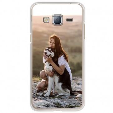 Samsung Galaxy J3 (2016) - Coque Silicone Personnalisée