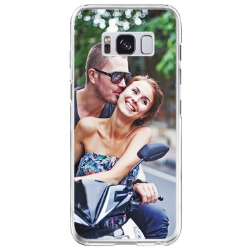 Samsung Galaxy S8 - Coque Silicone Personnalisée