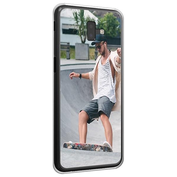 super quality outlet on sale san francisco Samsung Galaxy J6 Plus - Coque Silicone Personnalisée