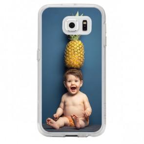 Samsung Galaxy S7 - Coque Silicone Personnalisée