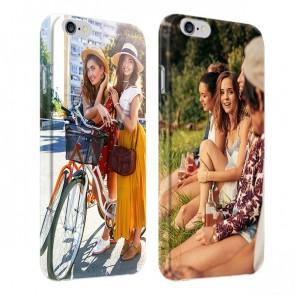 iPhone 6 & 6S  - Carcasa Personalizada Rígida con Bordes Impresos