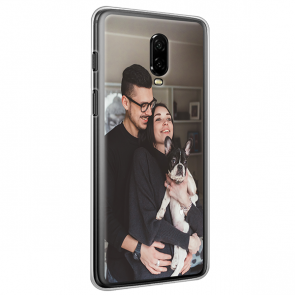 OnePlus 6T - Carcasa Personalizada Rígida