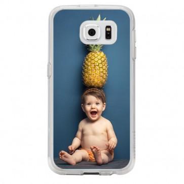 Samsung Galaxy S7 - Carcasa Personalizada Blanda