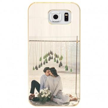 Samsung Galaxy S7 - Carcasa Personalizada de Madera de Bambú