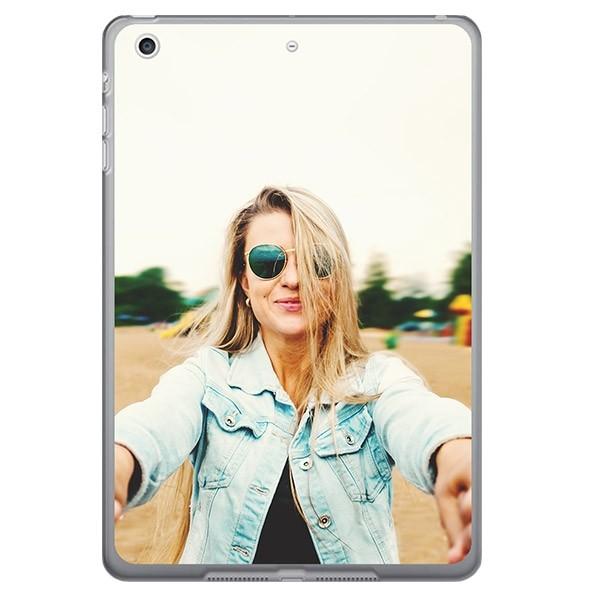 89958ecfa34 iPad Mini 1, 2, 3 - Carcasa Personalizada Blanda