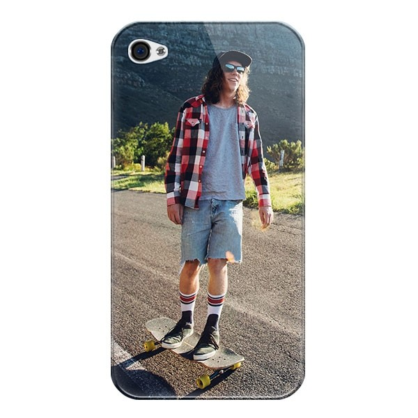 fe88da73b67 Fundas iPhone 4 & 4S Personalizadas con Foto | Silicona