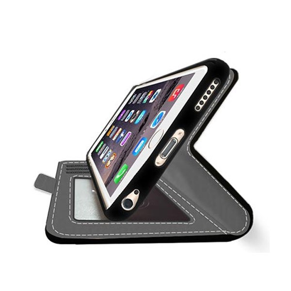 0f2f9f71be3 iPhone 6 PLUS & 6S PLUS - Carcasa Personalizada Billetera (Impresión  Frontal)