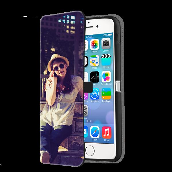 e3a9098d9a1 Funda de iPhone 5 con foto – Billetera