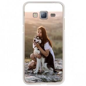 Samsung Galaxy J3 (2016) - Carcasa Personalizada Blanda