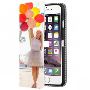 iPhone 6 & 6S  - Carcasa Personalizada Billetera (Impresión Frontal)