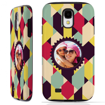 Samsung Galaxy S4 - Personalised Full Wrap Tough Case