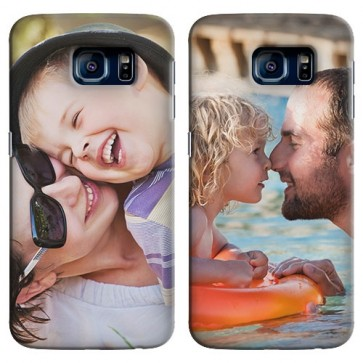 Samsung Galaxy S6 Edge - Personalised Full Wrap Tough Case