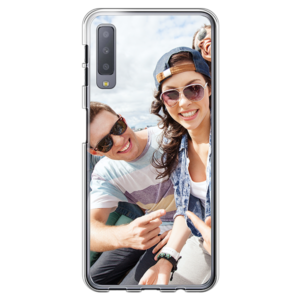 buy online c89ab d9868 Samsung Galaxy A7 (2018) - Personalised Hard Case