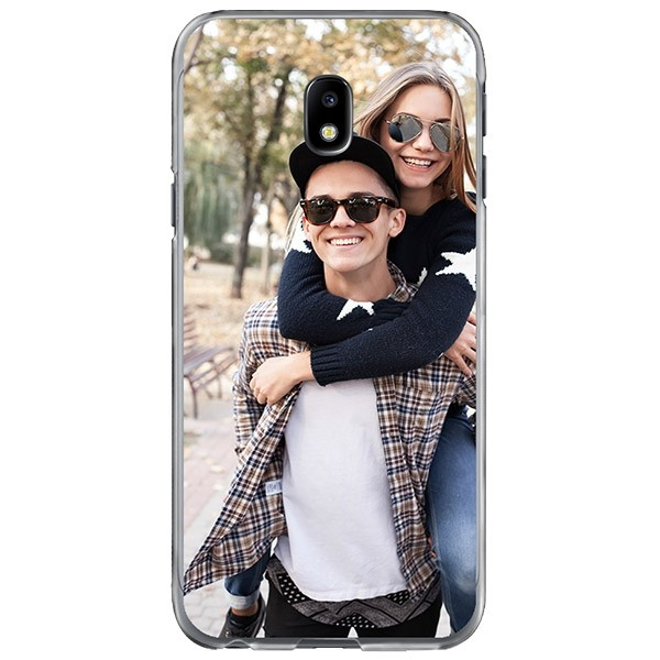 timeless design 7628c bba48 Samsung Galaxy J3 2017 - Personalised Silicone Case