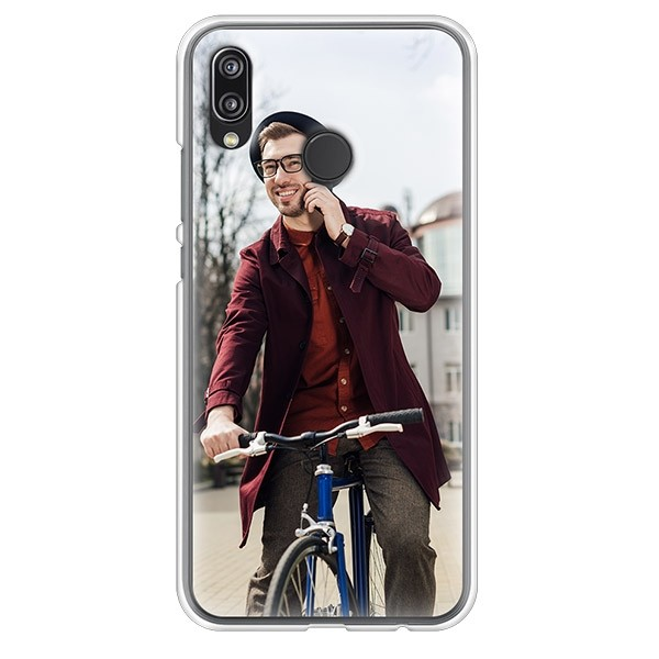 online retailer 0b44d 82122 Huawei P20 Lite - Personalised Silicone Case