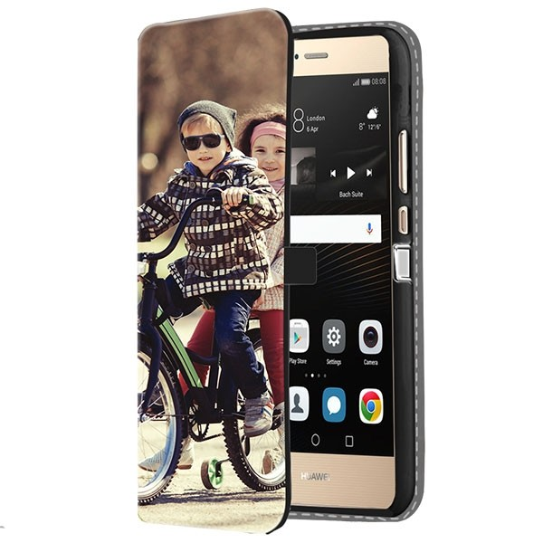 size 40 737ac 23a06 Huawei P9 Lite - Personalised Wallet Case (Front Printed)