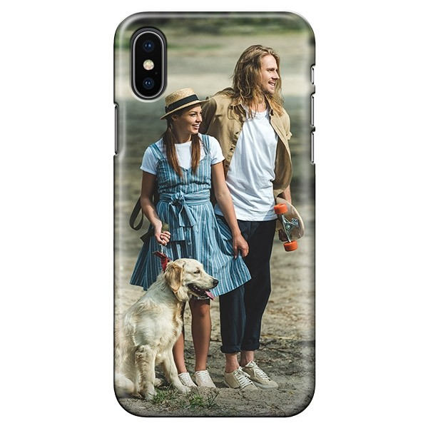 pretty nice ed43a a9465 iPhone X - Personalised Full Wrap Hard Case