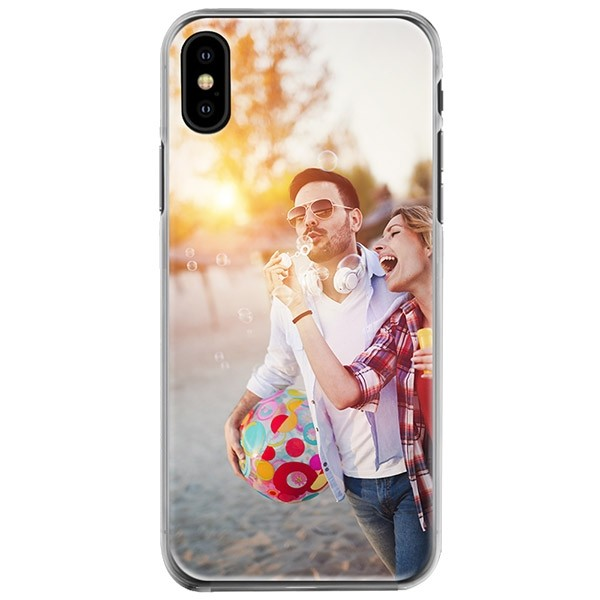 info for b3fab 41413 iPhone XS - Personalised Hard Case