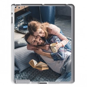 iPad 2/3/4 - Personalised Silicone Case