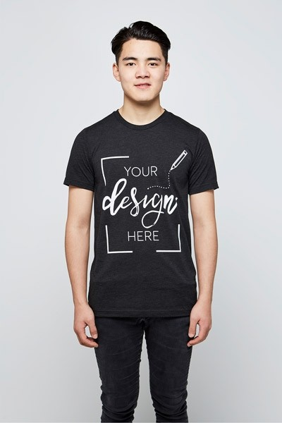 951c1a653655 Homme - T-shirt Premium - Col rond