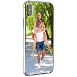 iPhone XS - Personaliseret Hard Cover