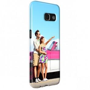 Samsung Galaxy A3 (2017) - Personligt Hårdt Cover med Fuldt Tryk