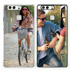 Huawei P9 - Personaliseret Hard Cover
