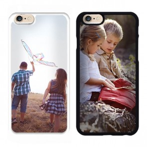 iPhone 6 & 6S - Personaliseret Silikone cover