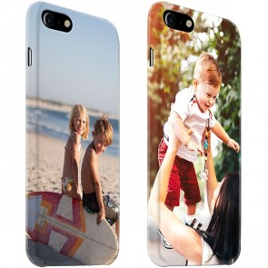 iPhone 7 & 7S - Personaliseret Full Wrap Hard Cover