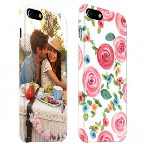 iPhone 8 - Personaliseret Full Wrap Hårdt Cover