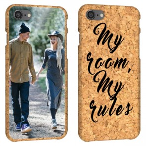 iPhone 8 - Personaliseret Kork Cover