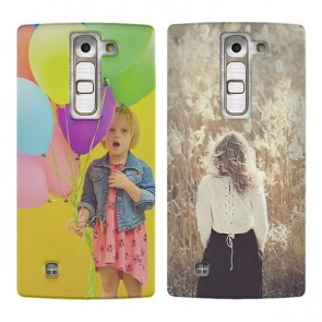 LG G4c - Personaliseret Hard Cover