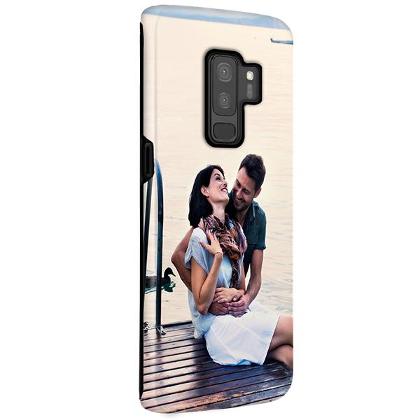 32d7e66cad Custom Galaxy S9 Plus Case | Custom Full Wrap Tough Case ...