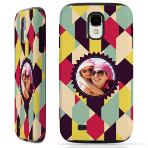 Samsung Galaxy S4 - Custom Full Wrap Tough Case