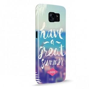 Samsung Galaxy S7 - Custom Full Wrap Tough Case