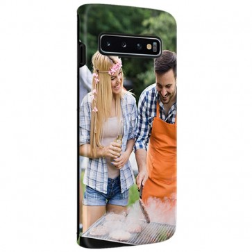 Samsung Galaxy S10 Plus - Toughcase Hoesje Maken