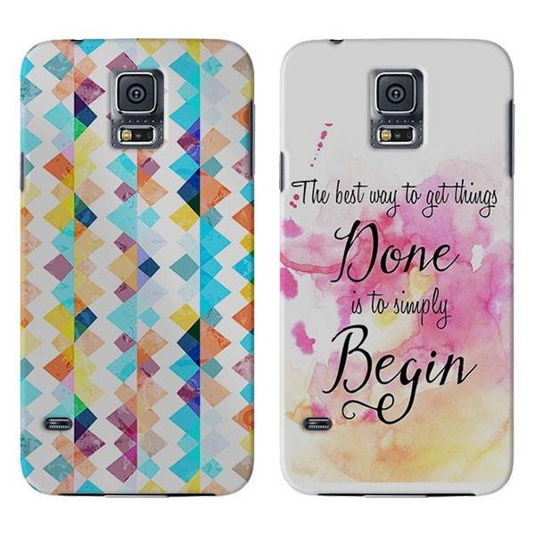 samsung galaxy s5 mini case ontwerpen - met foto