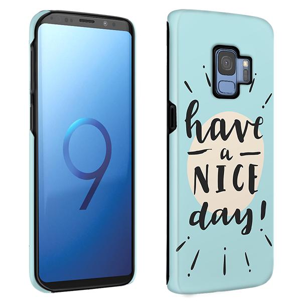 HOESJE MAKEN SAMSUNG S9