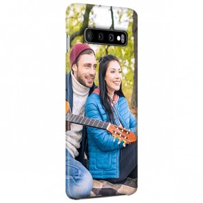 Samsung Galaxy S10 - Rondom Bedrukt Hardcase Hoesje Maken