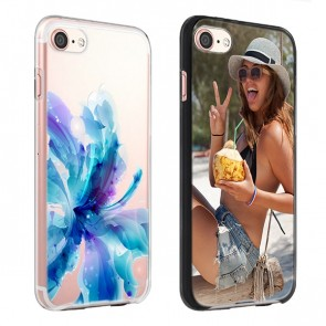 iPhone 7 & 7S - Softcase Hoesje Maken