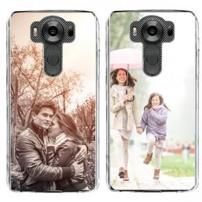 LG V10 - Softcase Hoesje Maken