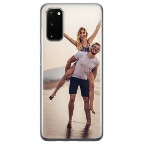 Samsung Galaxy S20 - Hardcase Hoesje Maken