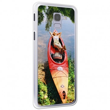 Samsung Galaxy J6 - Carcasa Personalizada Rígida