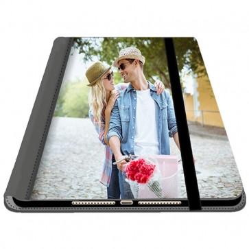 iPad Air 1 - Carcasa Personalizada Billetera (Impresión Frontal)