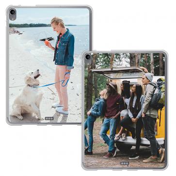 iPad Pro 12.9 2018 (3rd Gen) - Carcasa Personalizada Blanda