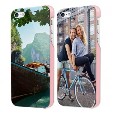 iPhone 5, 5S & SE - Carcasa Personalizada Ultradelgada