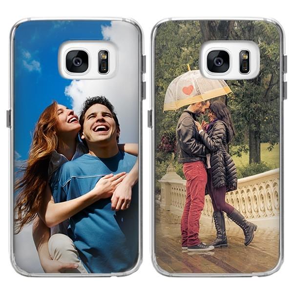 c9e27006924 Samsung Galaxy S7 Edge - Carcasa Personalizada Blanda