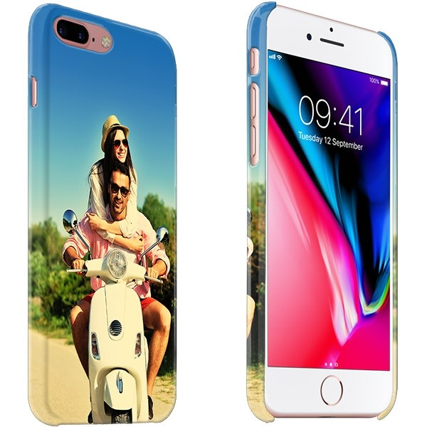 buscar oficial estilo exquisito rendimiento superior iPhone 8 PLUS - Funda Personalizada Rígida Con Bordes Impresos
